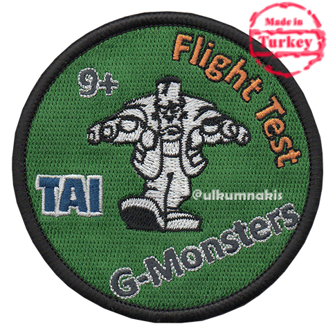 TAI Flight Test G-Monster